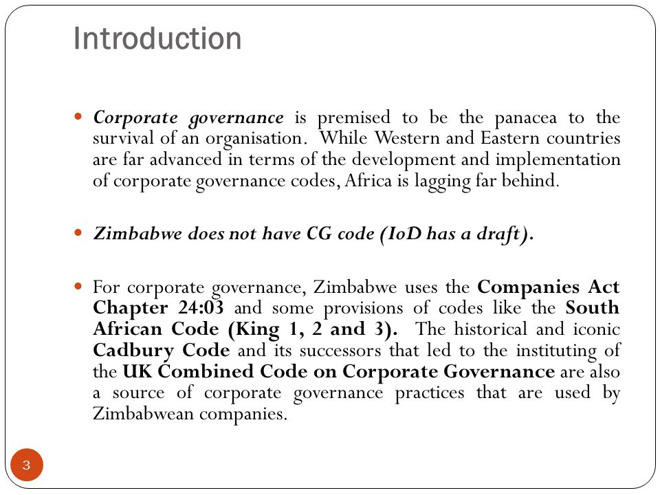 DILEMMAS we face 4 1.Is Corporate Governance only to be practiced by corporates.