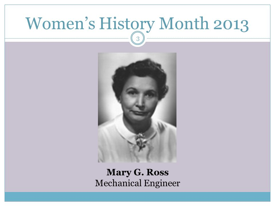 Women's History Month 2013 Flossie Wong-Staal is one of the world's foremost authorities in the field of virology.