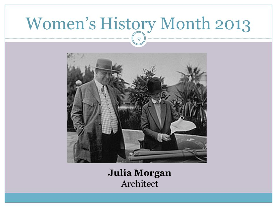 Women's History Month 2013 A STEM workforce is crucial to America's innovative capacity and global competitiveness.