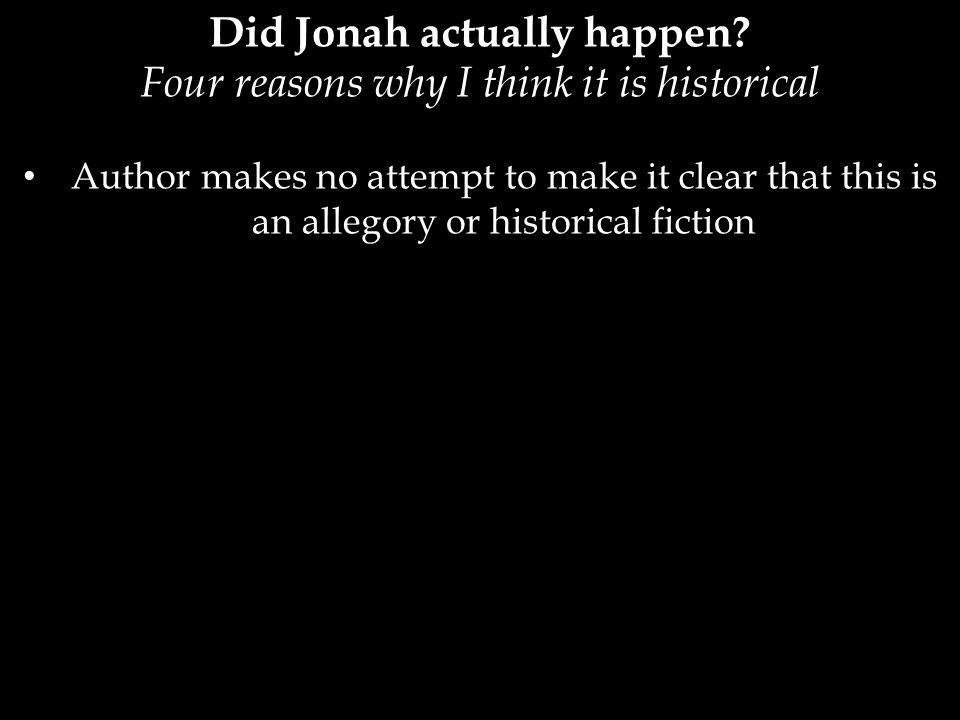 3 Take – Aways from Jonah 1