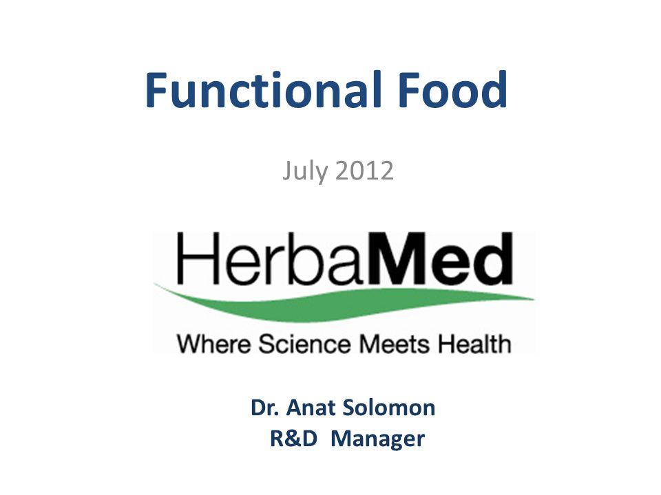 Functional food