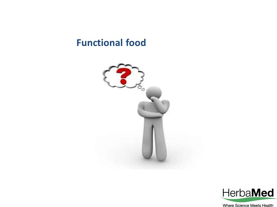 Is this a functional food.