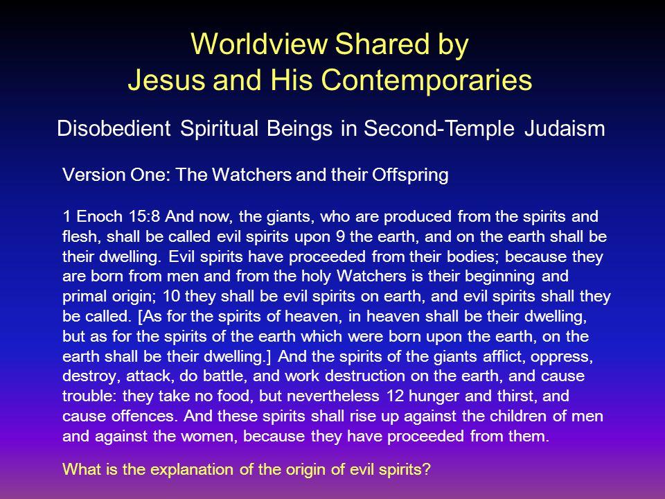 Jesus Exorcisms You deaf and mute spirit...