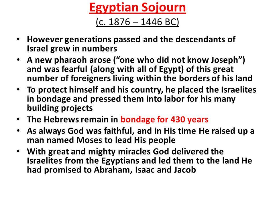 Egyptian Sojourn (c.