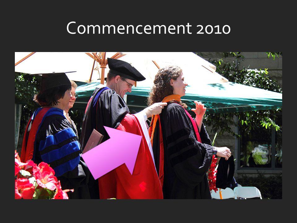 Commencement 2010