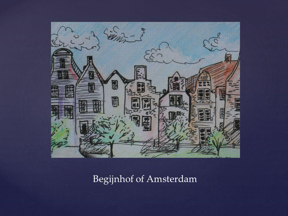 Begijnhof of Amsterdam