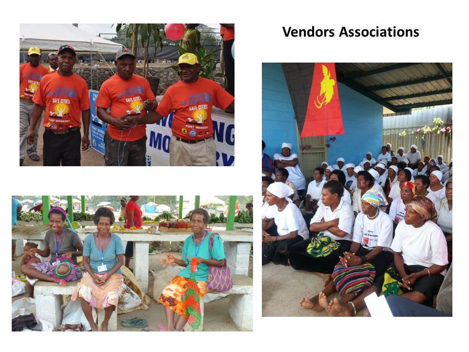 Vendors Associations