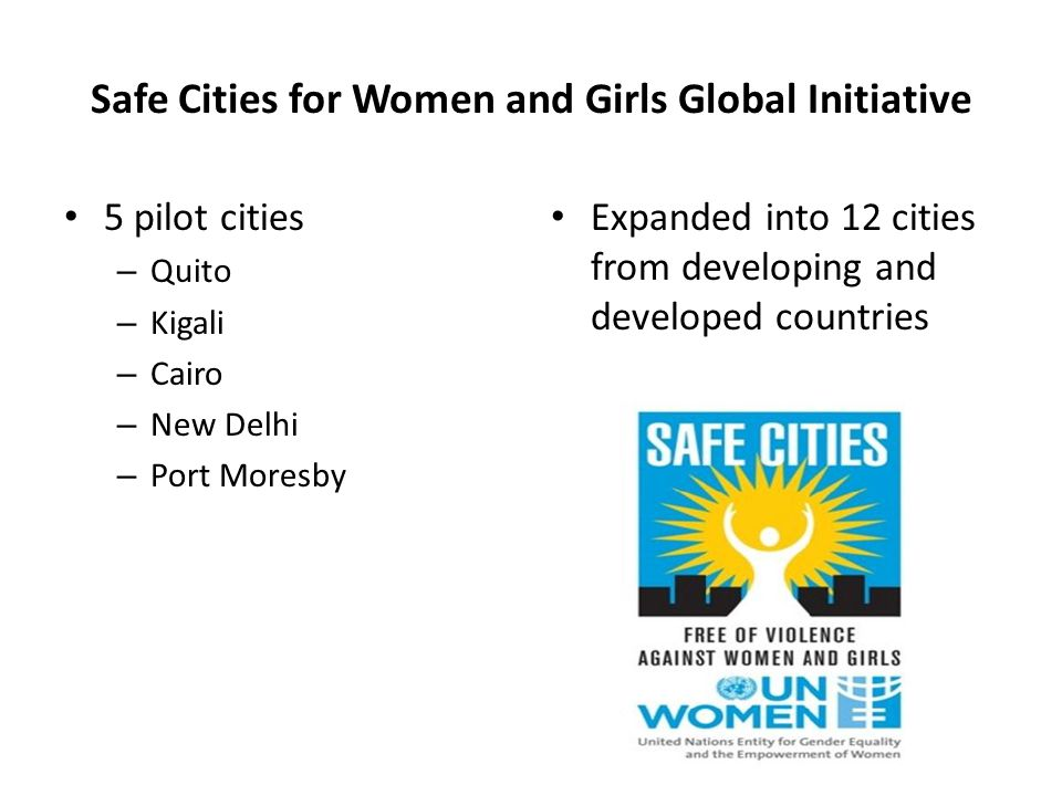 Port Moresby Safe City Programme Donors