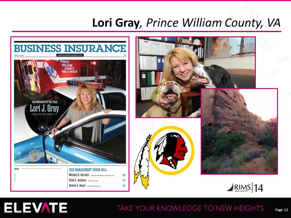Page 12 Lori Gray, Prince William County, VA
