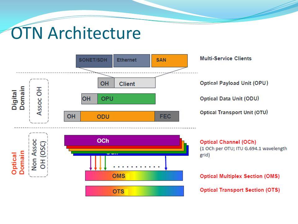OTN Architecture