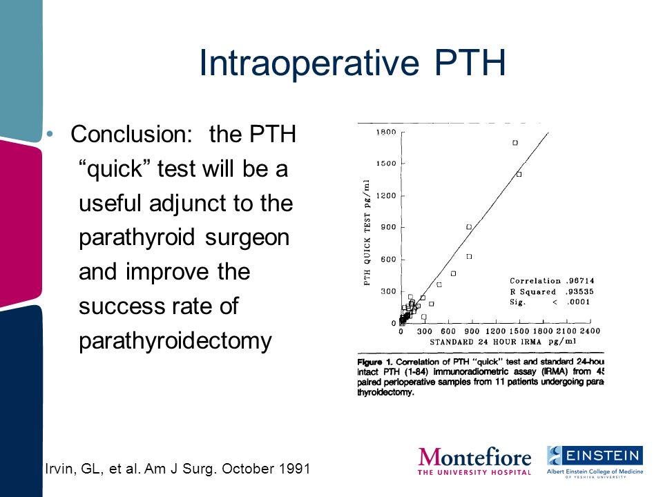 Principles of Surgery for 1HPT Bilateral neck exploration vs.