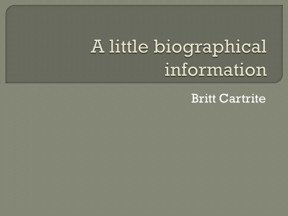 Britt Cartrite
