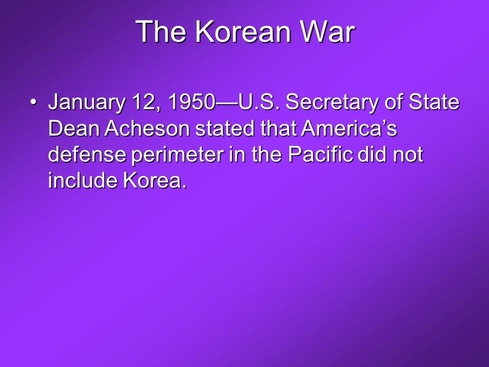 January 12, 1950—U.S.