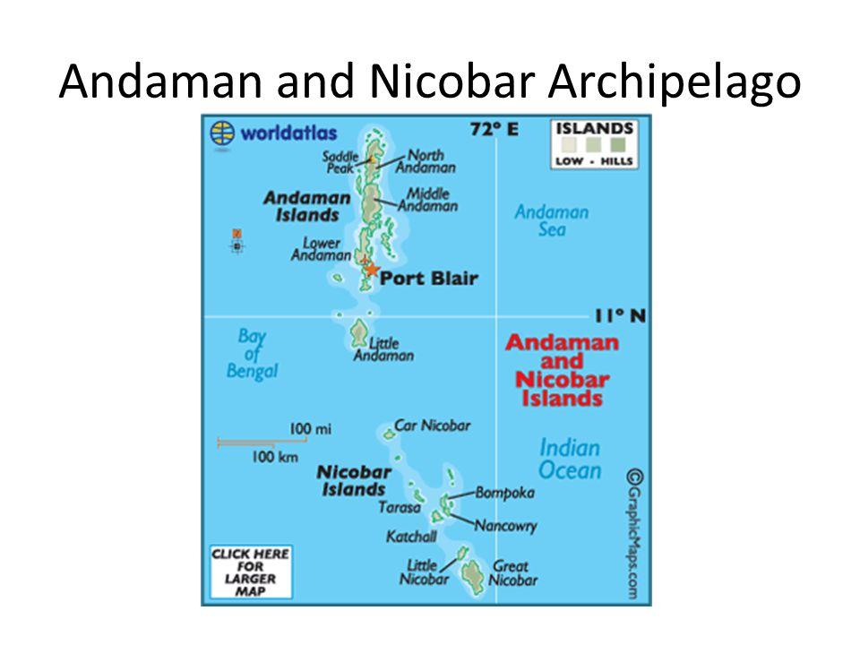 Andaman and Nicobar Archipelago