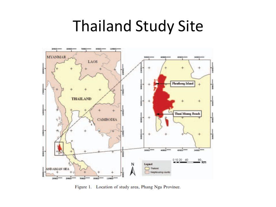 Thailand Study Site