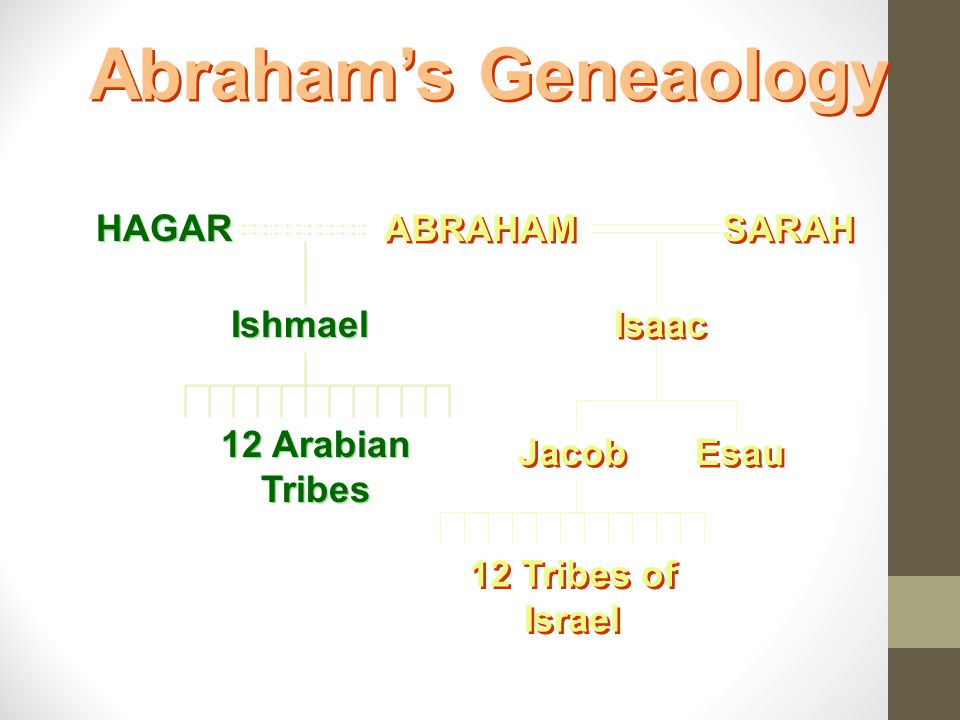 The Early Hebrews Abraham led the Hebrews from Babylon, c.