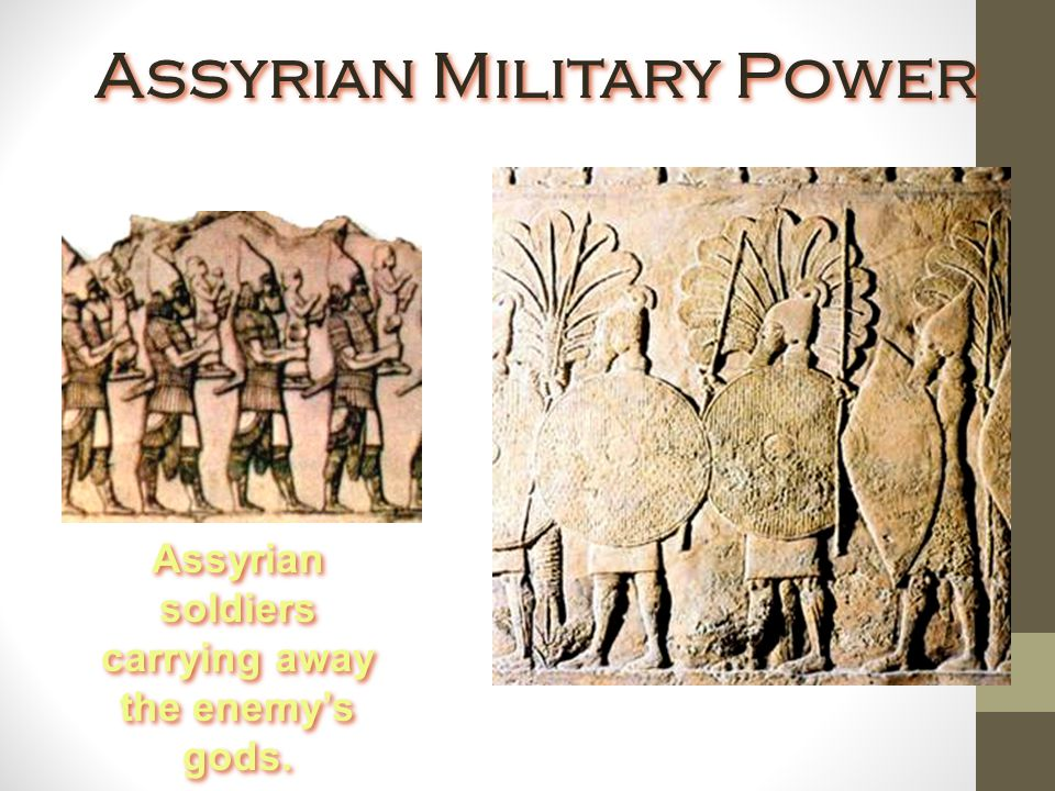 The Assyrian Empire ©2004 Wadsworth, a division of Thomson Learning, Inc.