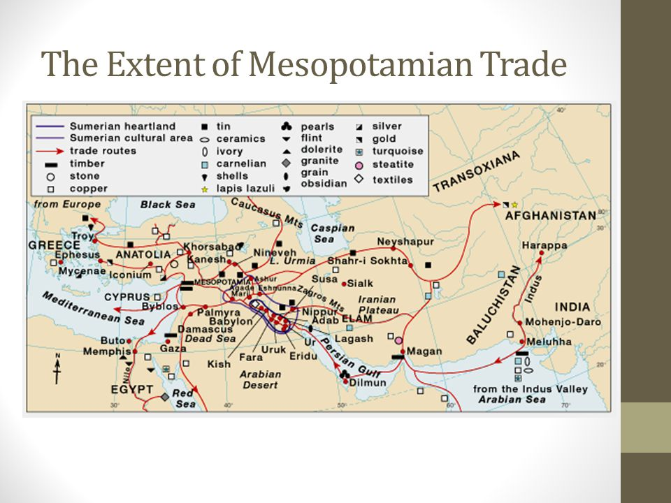 Growth of Regional and Transregional Trade Although empires came and went, trade continued to expand through this period Trade between Mesopotamia and Indus Valley flourished.