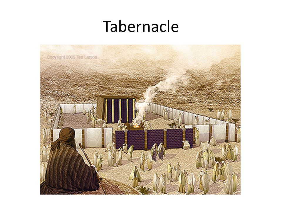 Temple Solomon's Temple replaced the tabernacle.