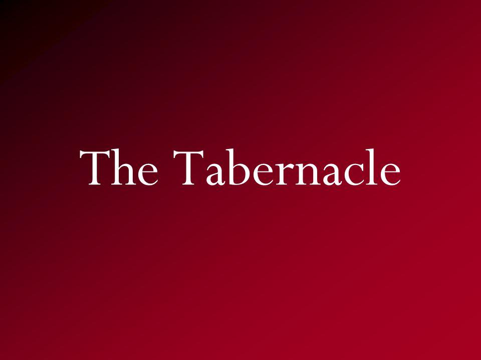 The Tabernacle Solomon' Temple