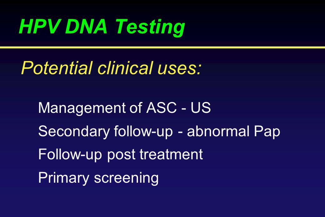 Primary Screening - Sensitivity: CIN 3+ StudyNo.