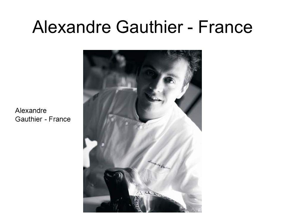 Alexandre Gauthier - France