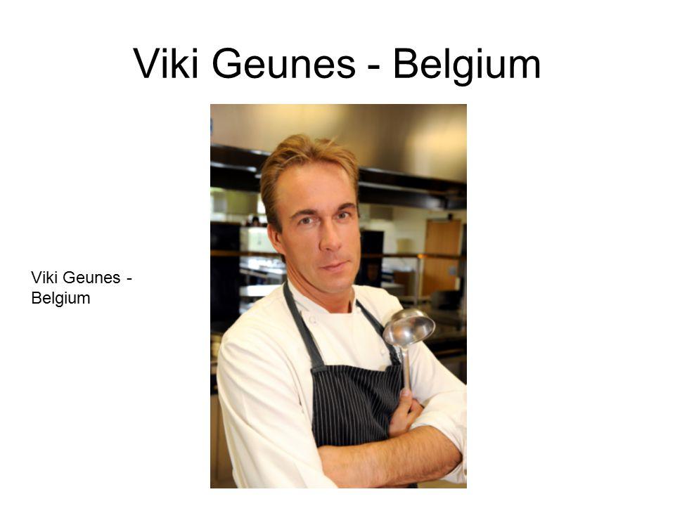 Viki Geunes - Belgium
