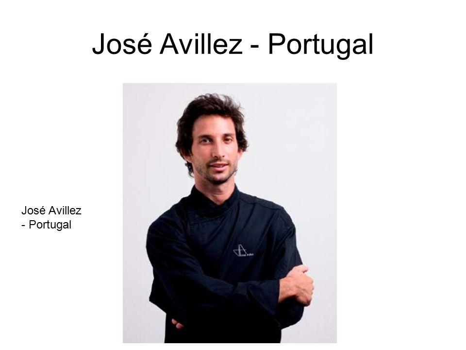 José Avillez - Portugal
