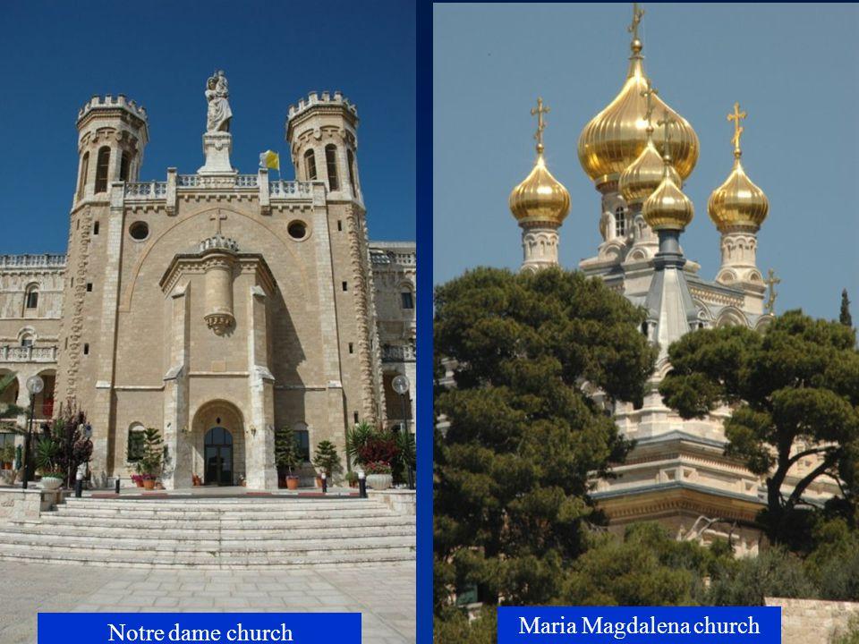 Maria Magdalena church Notre dame church