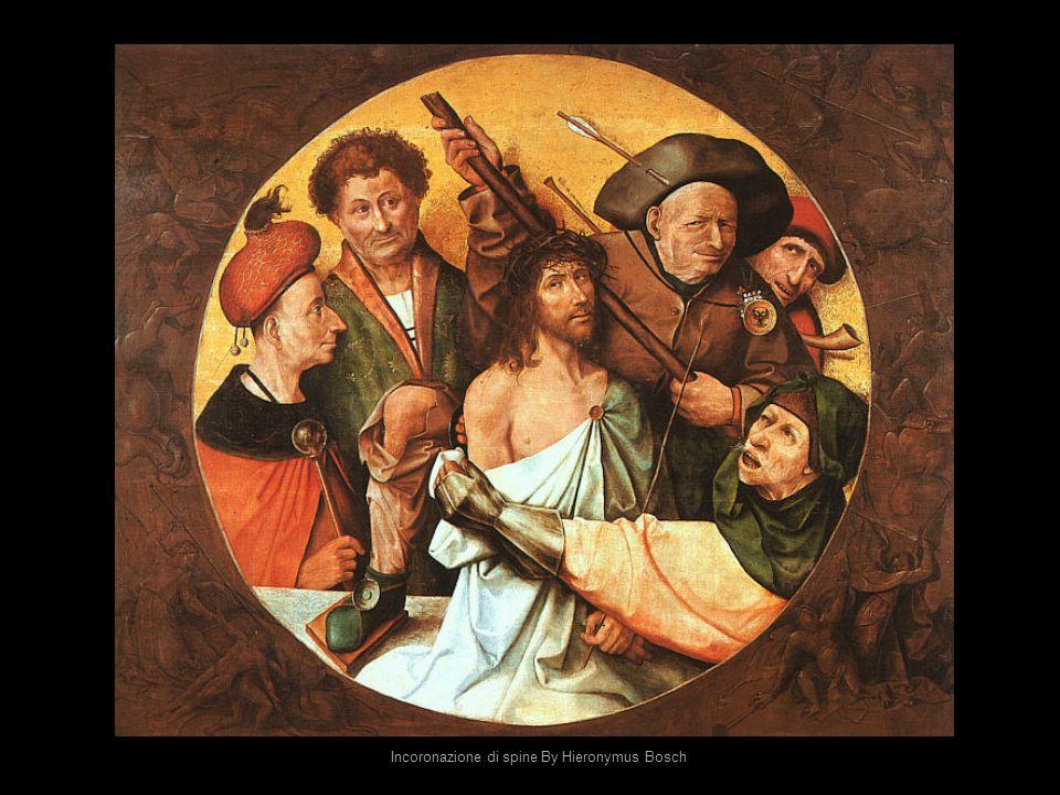 Incoronazione di spine By Hieronymus Bosch
