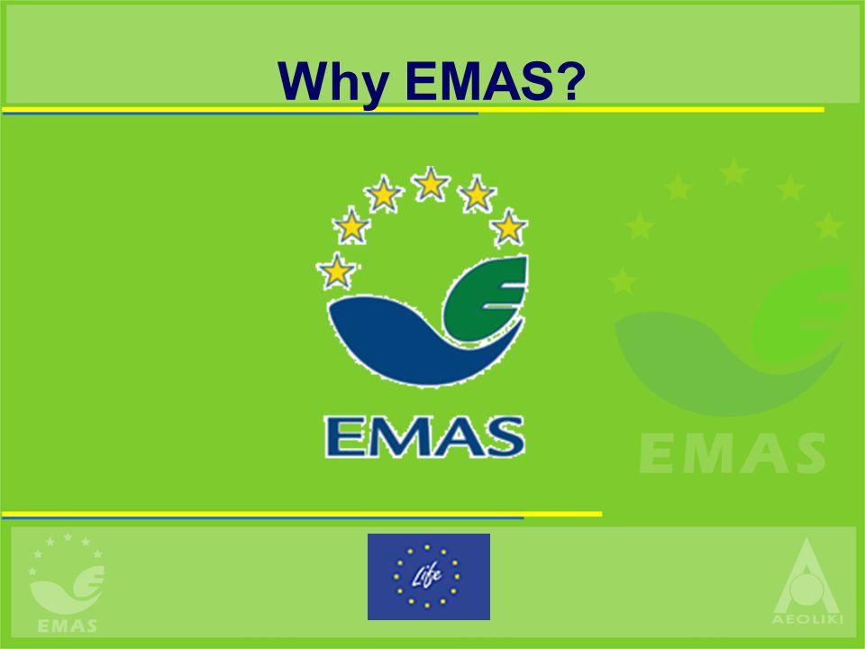 Why EMAS