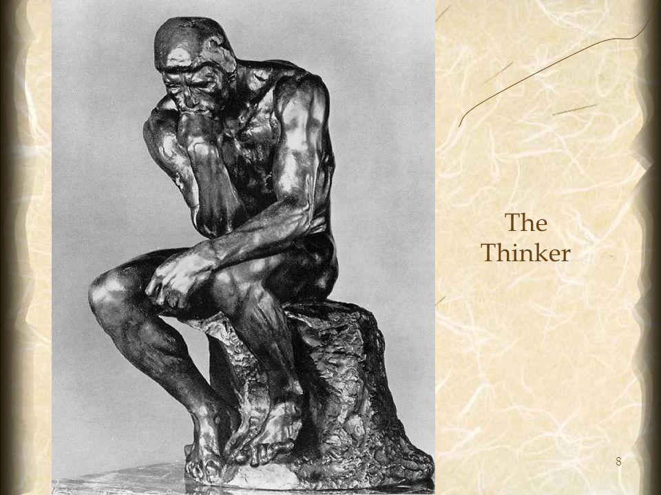 8 The Thinker