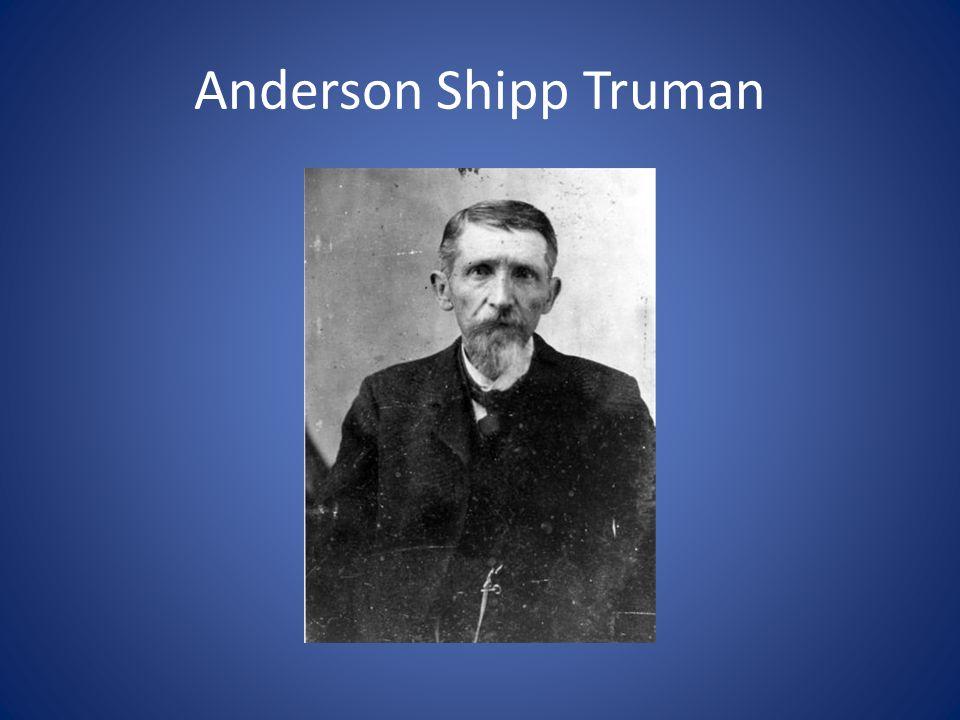 Anderson Shipp Truman