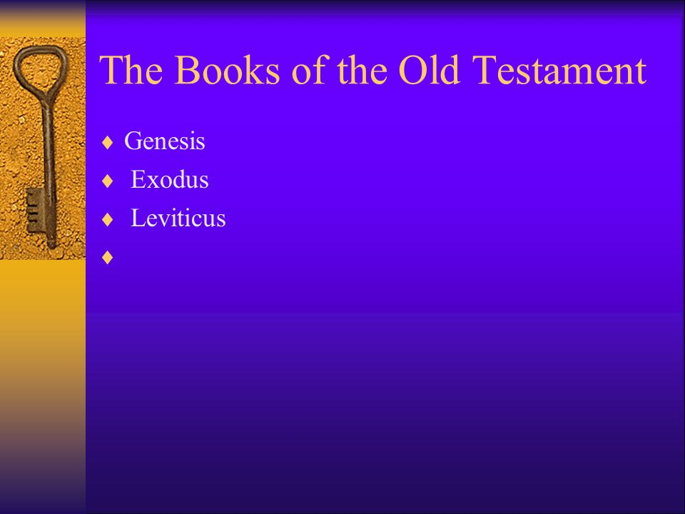 The Books of the New Testament  Matthew  Mark  Luke  John 