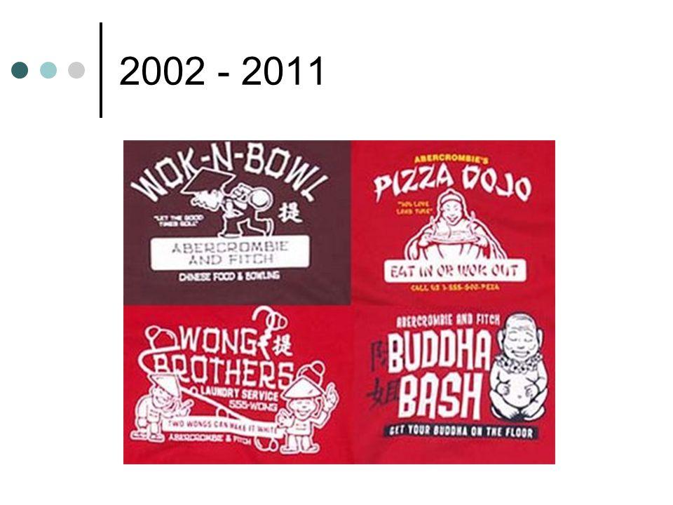 2002 - 2011