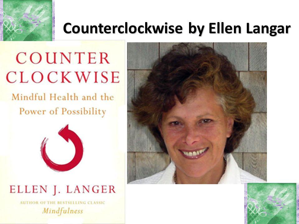 Counterclockwise by Ellen Langar