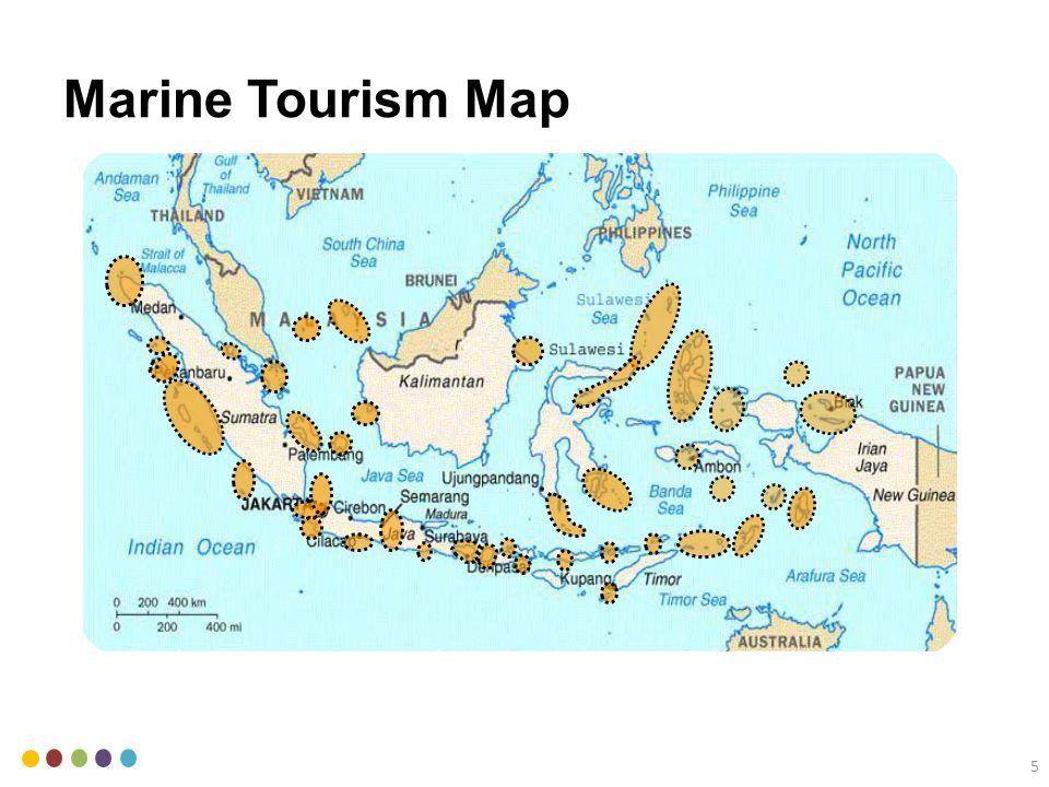 Marine Tourism Map 5