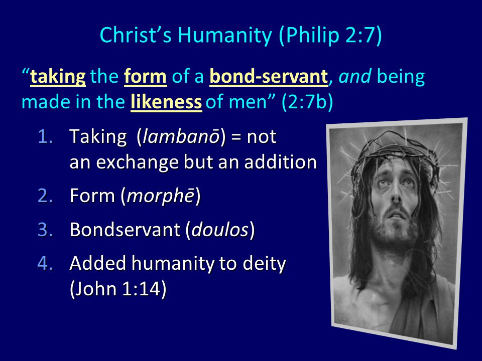 The act of kenosis as stated in Philippians 2 may therefore be properly understood to mean that Christ surrendered no attribute of deity, but that He did voluntarily restrict their independent use in keeping with His purpose of living among men and their limitations. Jesus Christ Our Lord Walvoord, pg.143-44