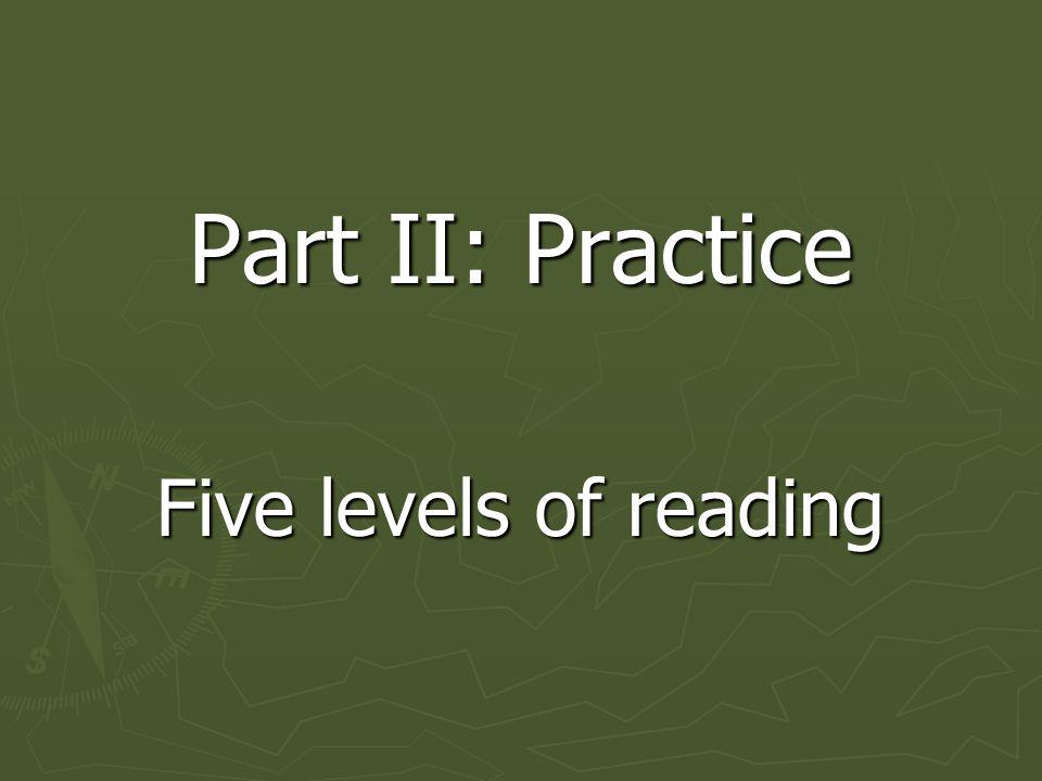 Activity ► Same triads ► Read pp.
