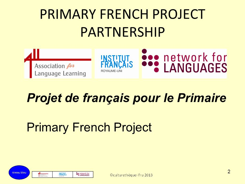 32 Transition KS2-KS3 Secondary languages teachers will also be supported by the Primary French Project Martine Pillette will run training to support transition
