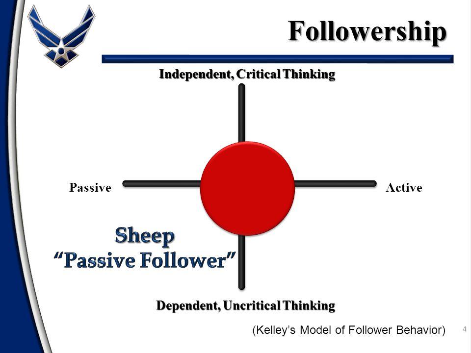 Case Study Effective Followership