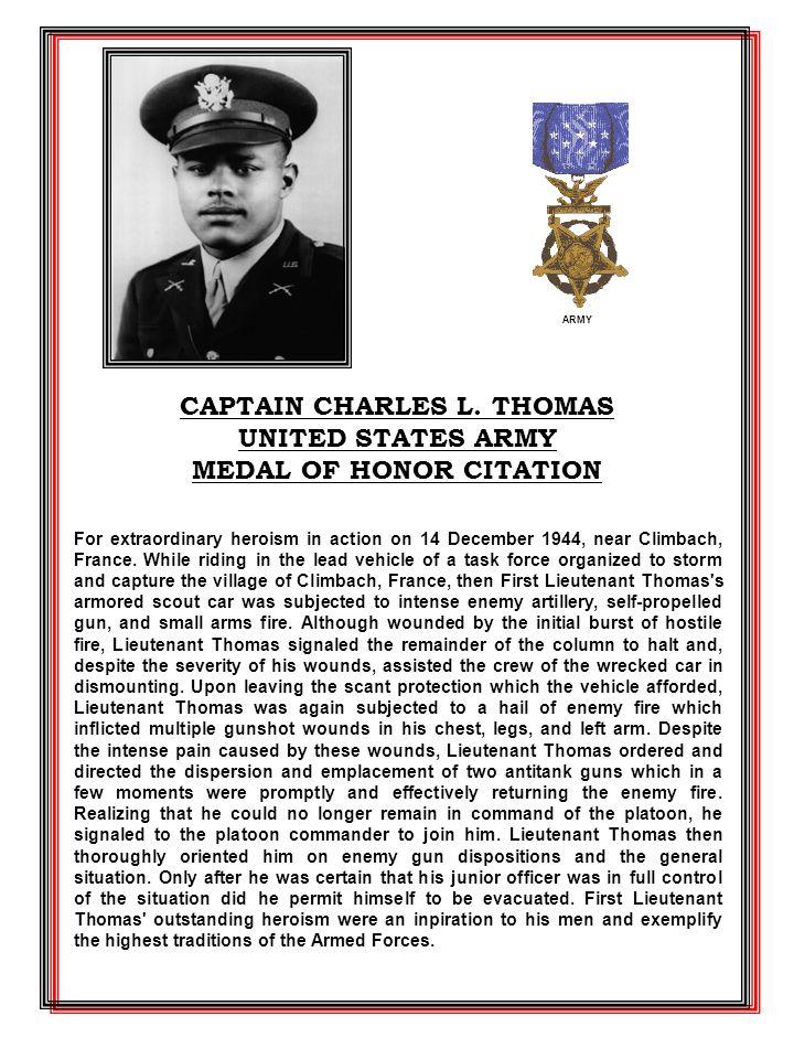 CAPTAIN CHARLES L.