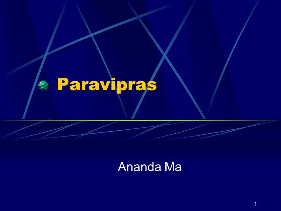 1 Paravipras Ananda Ma