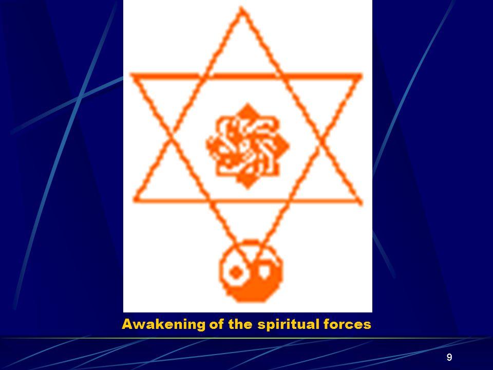 9 Awakening of the spiritual forces
