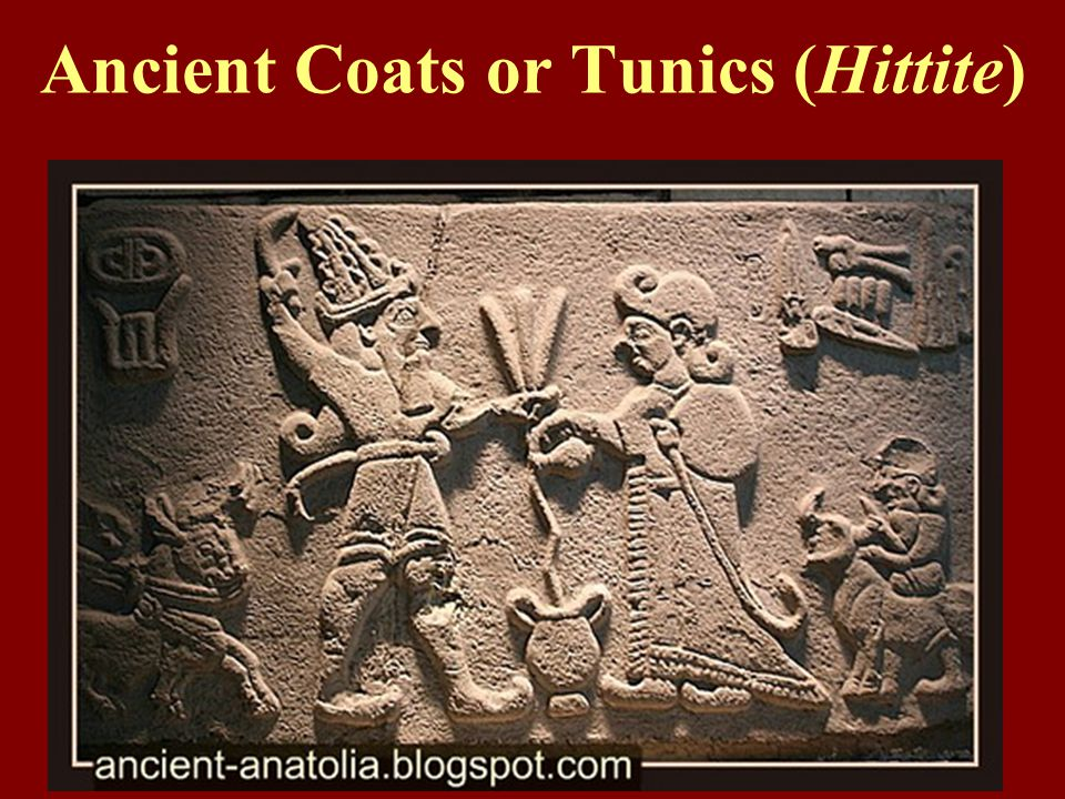 Ancient Coats or Tunics (Hittite)