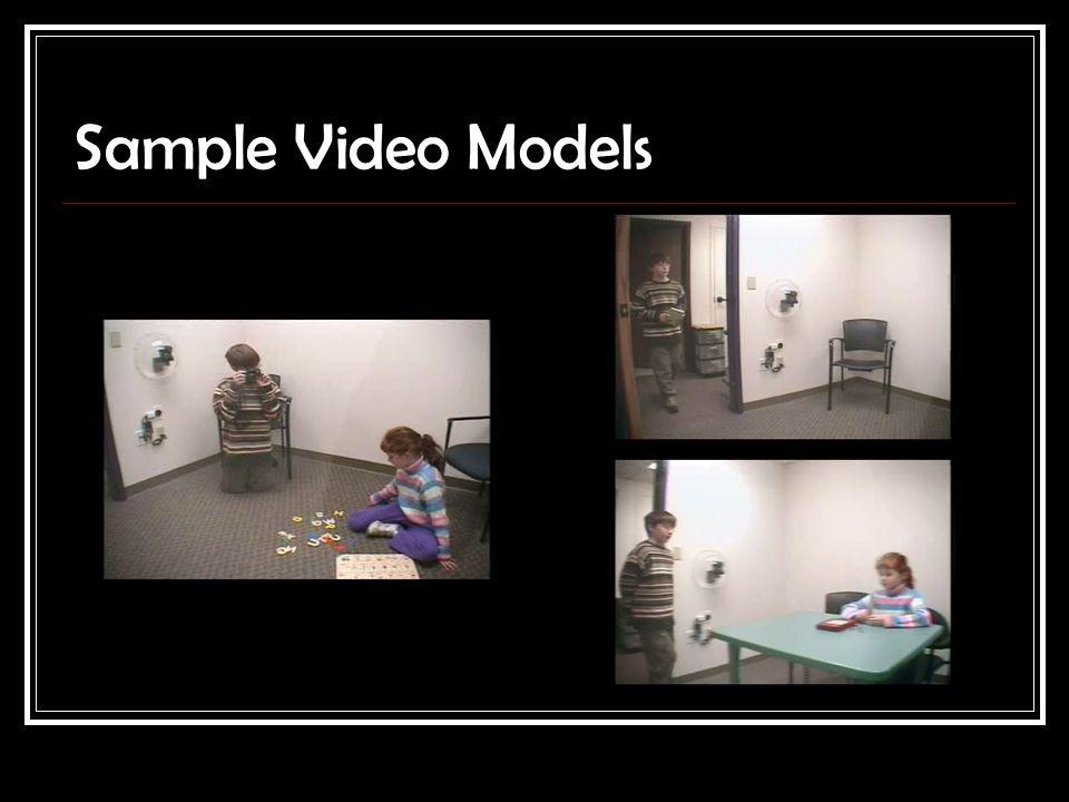 Sample Video Models