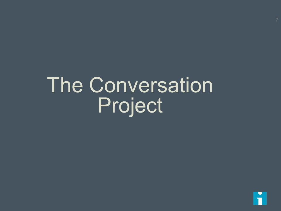 The Conversation Project 7