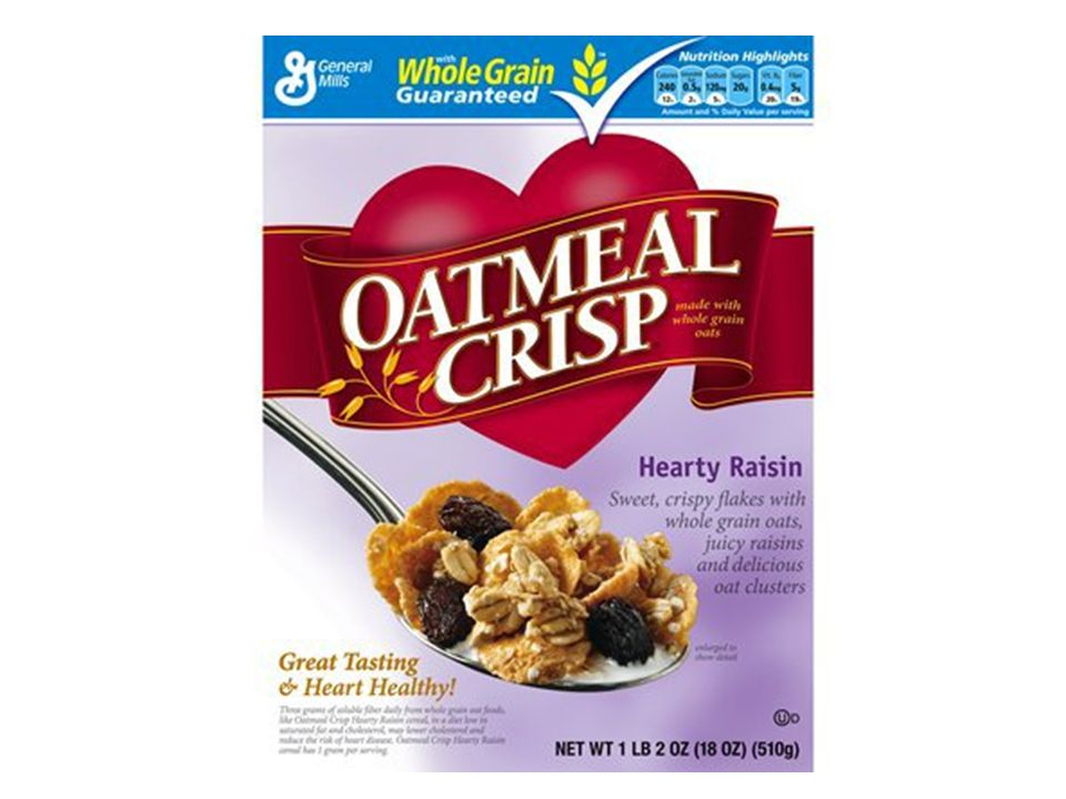The Cereal Box assignment Ask students to discern the main assertion, evidence, and warrant in an argument, article, or in this case, cereal box text.