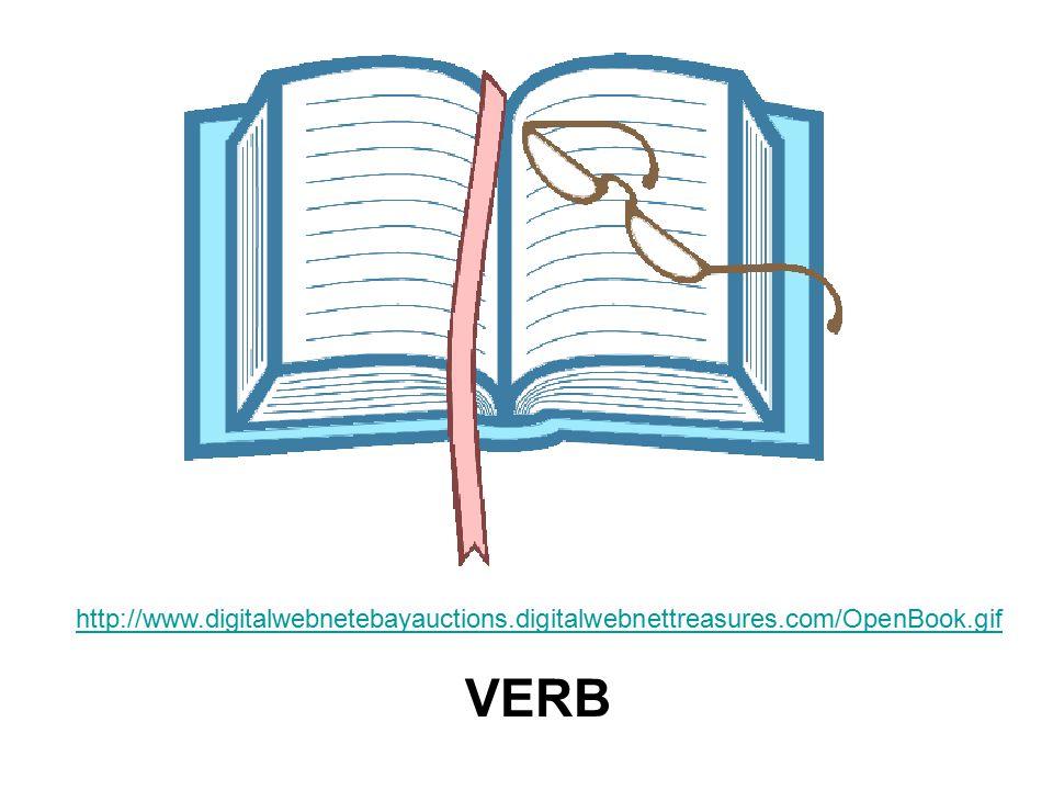 http://www.digitalwebnetebayauctions.digitalwebnettreasures.com/OpenBook.gif VERB