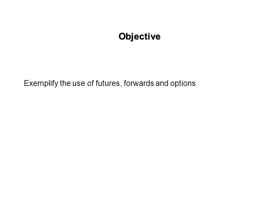 Sample hedging with futures and options
